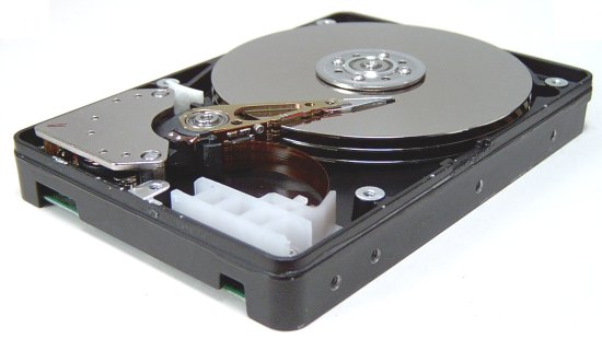 Hard disk (hard drive) construction - Hard Disks - PCTechGuide.